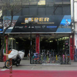 Casa Esper Bicicletas en Santiago