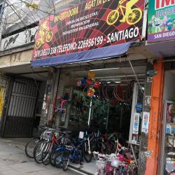 Agatta Tienda de Bicicletas en Santiago