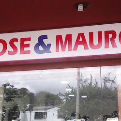 Jose y Mauro en Bogotá
