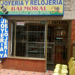 Joyeria y Relojeria Balmoral en Bogotá