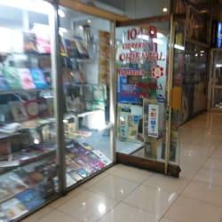 Librería Oriental en Santiago