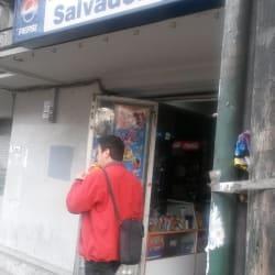 Librería y Confiteria Salvador en Santiago