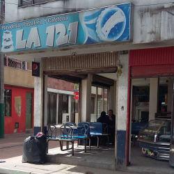 La 121 panadería y cafeteria en Bogotá