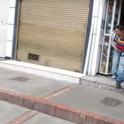 La Berraquera de Comida en Bogotá