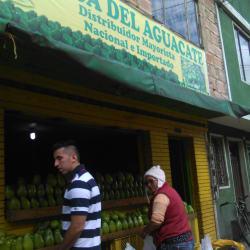 La Casa del Aguacate en Bogotá