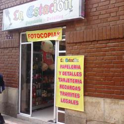 La Estacion Papeleria en Bogotá