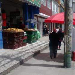 La Gran Bonanza Campesina en Bogotá