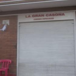 La Gran Casona en Bogotá