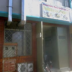 La Parrilla del Chicamocha en Bogotá