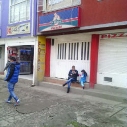La Pizza de Juancho Calle 87 en Bogotá