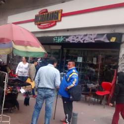Calzado Bucaramanga San Victorino en Bogotá
