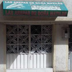Las Arepas de Doña Matilde en Bogotá