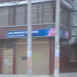Las Chispas de Roma en Bogotá