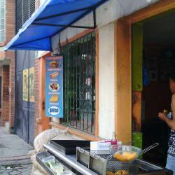 Las Delicias Calle 77 en Bogotá