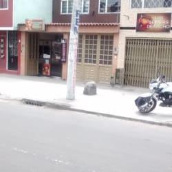 Las Delicias de Nacho en Bogotá