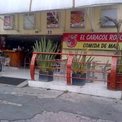 Caracol Rojo en Bogotá