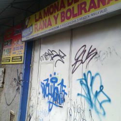 La Mona De La 80 en Bogotá