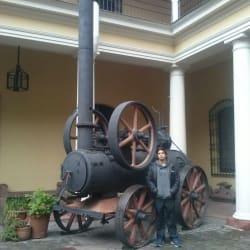 Museo Histórico Nacional de Chile en Santiago