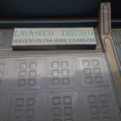 Lavaseco Triunfo en Bogotá