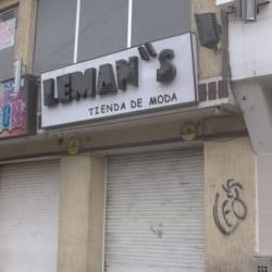 Leman´s en Bogotá