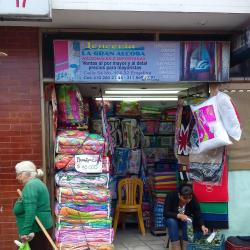 Lencería la gran alcoba en Bogotá