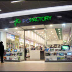 PC Factory - Mall Costanera Center en Santiago