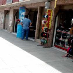 Limpiaseo en Bogotá
