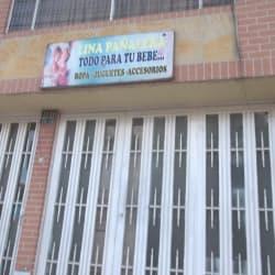 Lina Pañalera en Bogotá