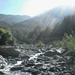 Parque Quebrada de Macul  en Santiago