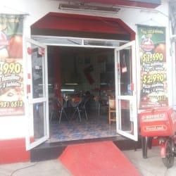 Pizzaland en Santiago