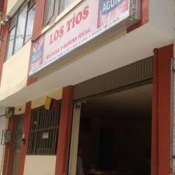 Los Tios en Bogotá