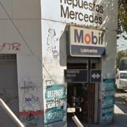 Repuestos Mercedes en Santiago