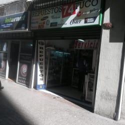 Repuestos Tuco en Santiago