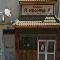 Restaurant Hin Hwa en Santiago
