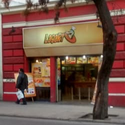 Restaurant Lagarto en Santiago