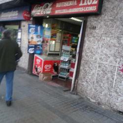 Rotisería-Botillería 1162 en Santiago