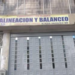 Lubriservicios El Arca en Bogotá