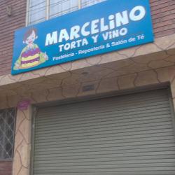 Marcelino Torta y Vino en Bogotá