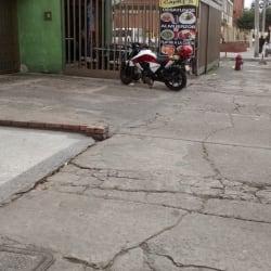 Mart's Pizza en Bogotá
