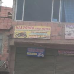 Mas Power Para Motos en Bogotá