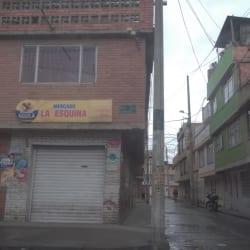 Mercado La Esquina en Bogotá