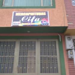 Mercapinturas Cila en Bogotá