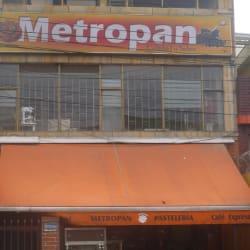 Metropan Calidad y Sabor en Bogotá