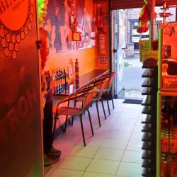 Jack Black Pizzería Bar en Bogotá