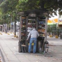 Puesto de Venta Fijo Calle 90 en Bogotá