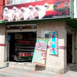 Carnes Jr3 en Bogotá