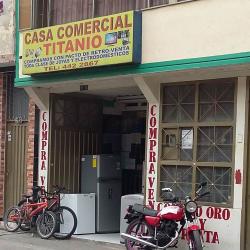Casa Comercial Titanio en Bogotá