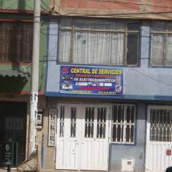 Central De Servicios Reparacion Y Mantenimiento De Electrodomesticos en Bogotá
