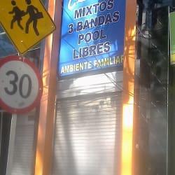 Club de Billares Central en Bogotá