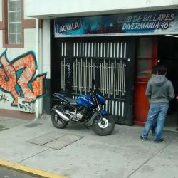 Club de Billares Divermania 46 en Bogotá